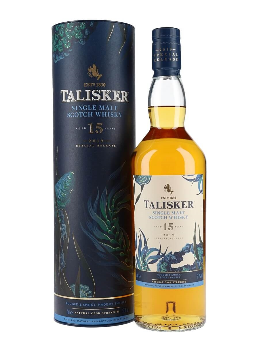 Talisker 2002 / 15 Year Old / Special Releases 2019