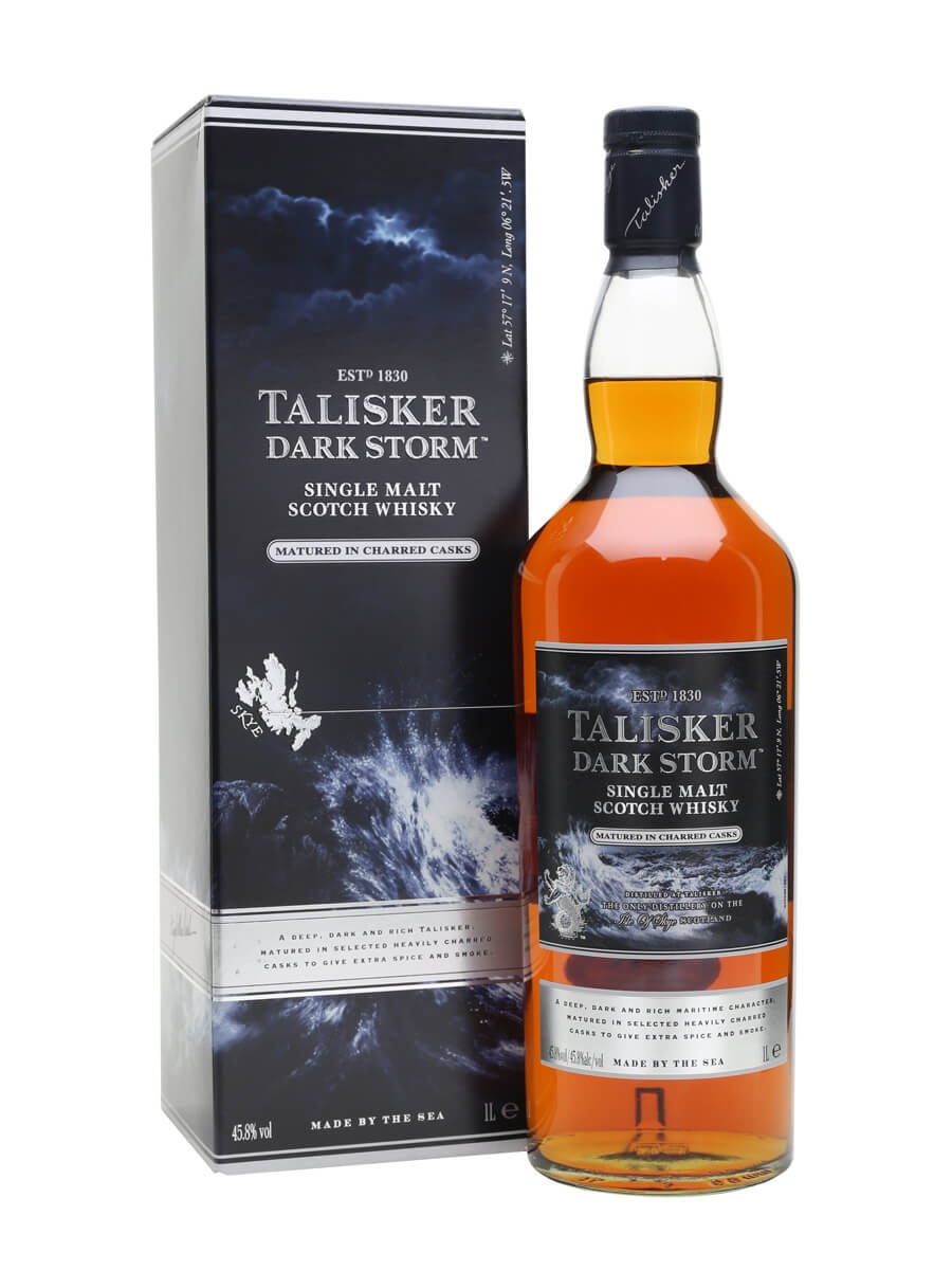 cbdb2f716 Talisker Dark Storm - Litre Scotch Whisky   The Whisky Exchange