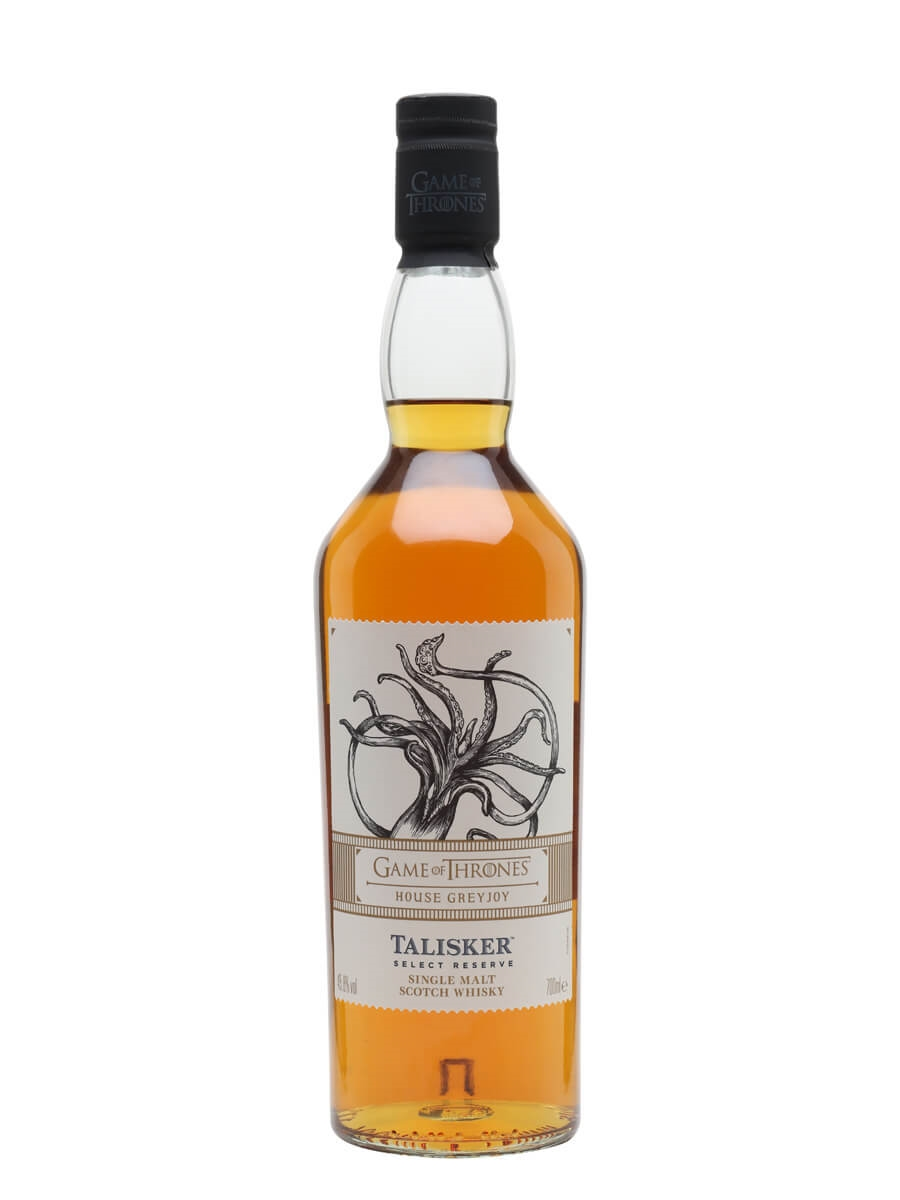 Talisker Select Reserve / Game of Thrones House Greyjoy