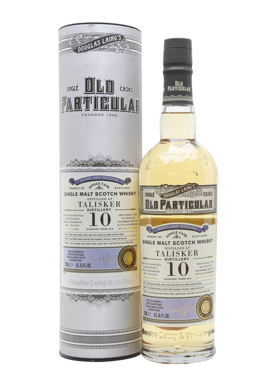 Talisker 2009 / 10 Year Old / Old Particular