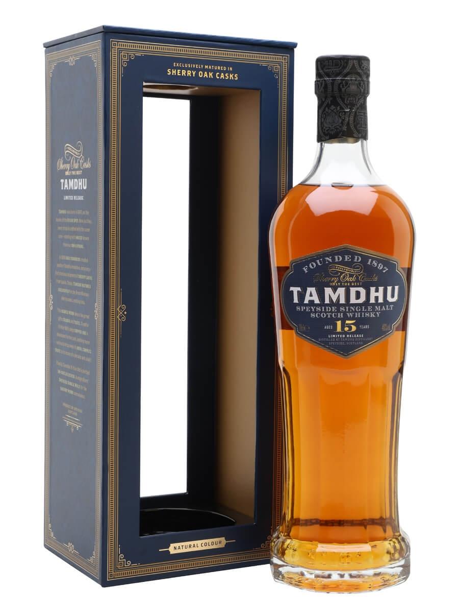 Tamdhu 15 Year Old / Sherry Cask