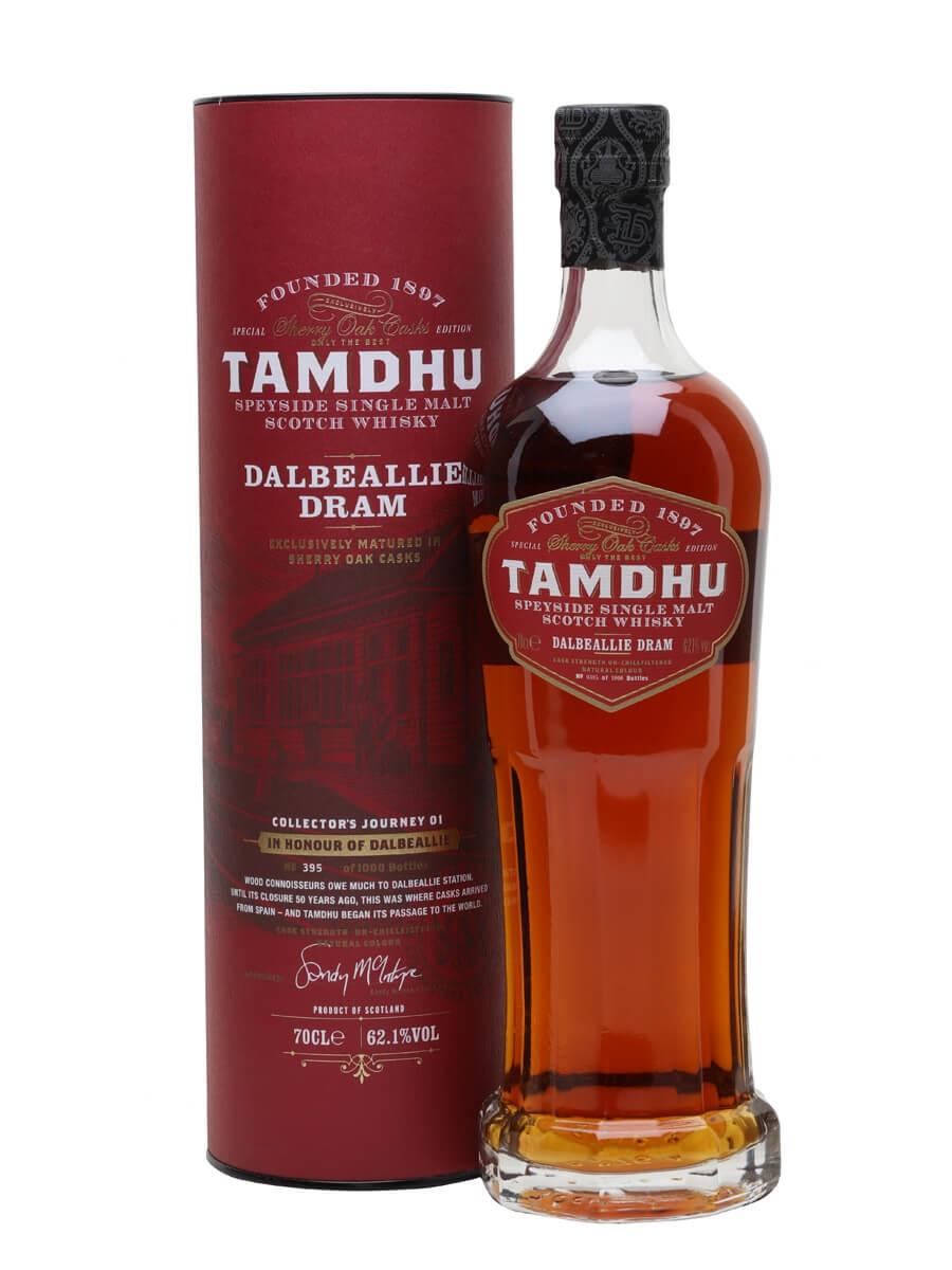 Tamdhu Dalbeallie Dram / Sherry Cask / 1st Edition