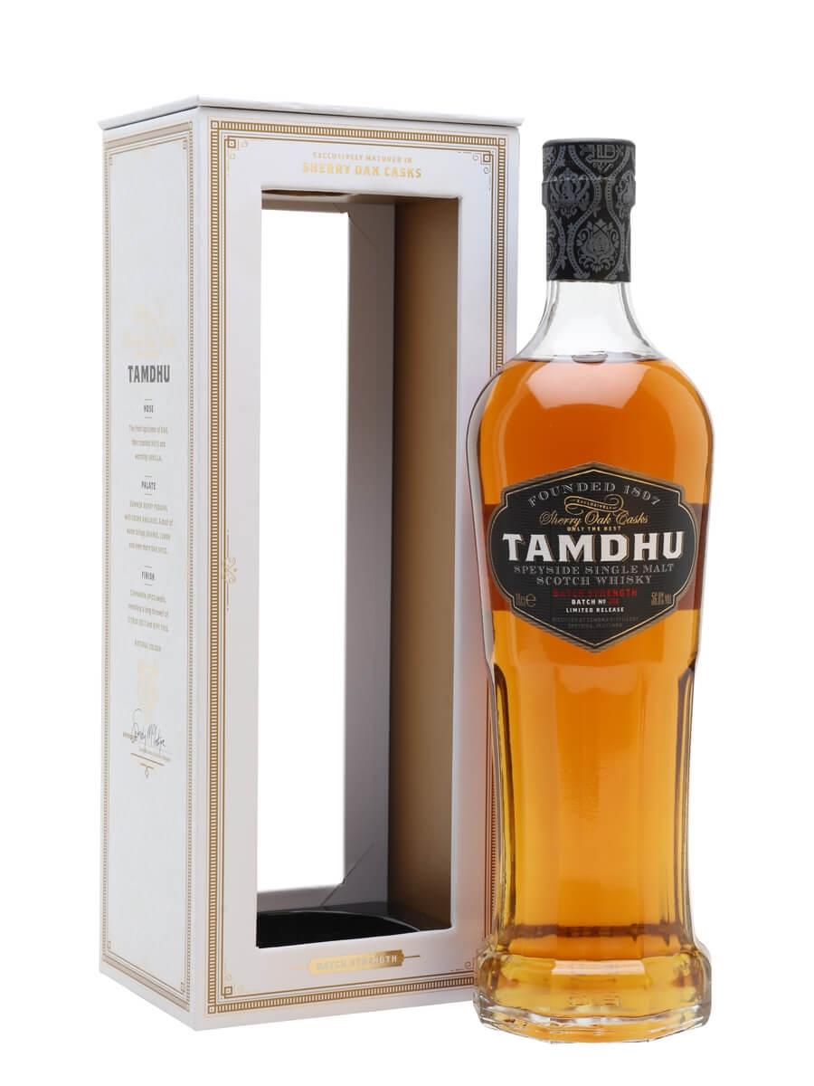 Tamdhu Batch Strength / Batch No 6