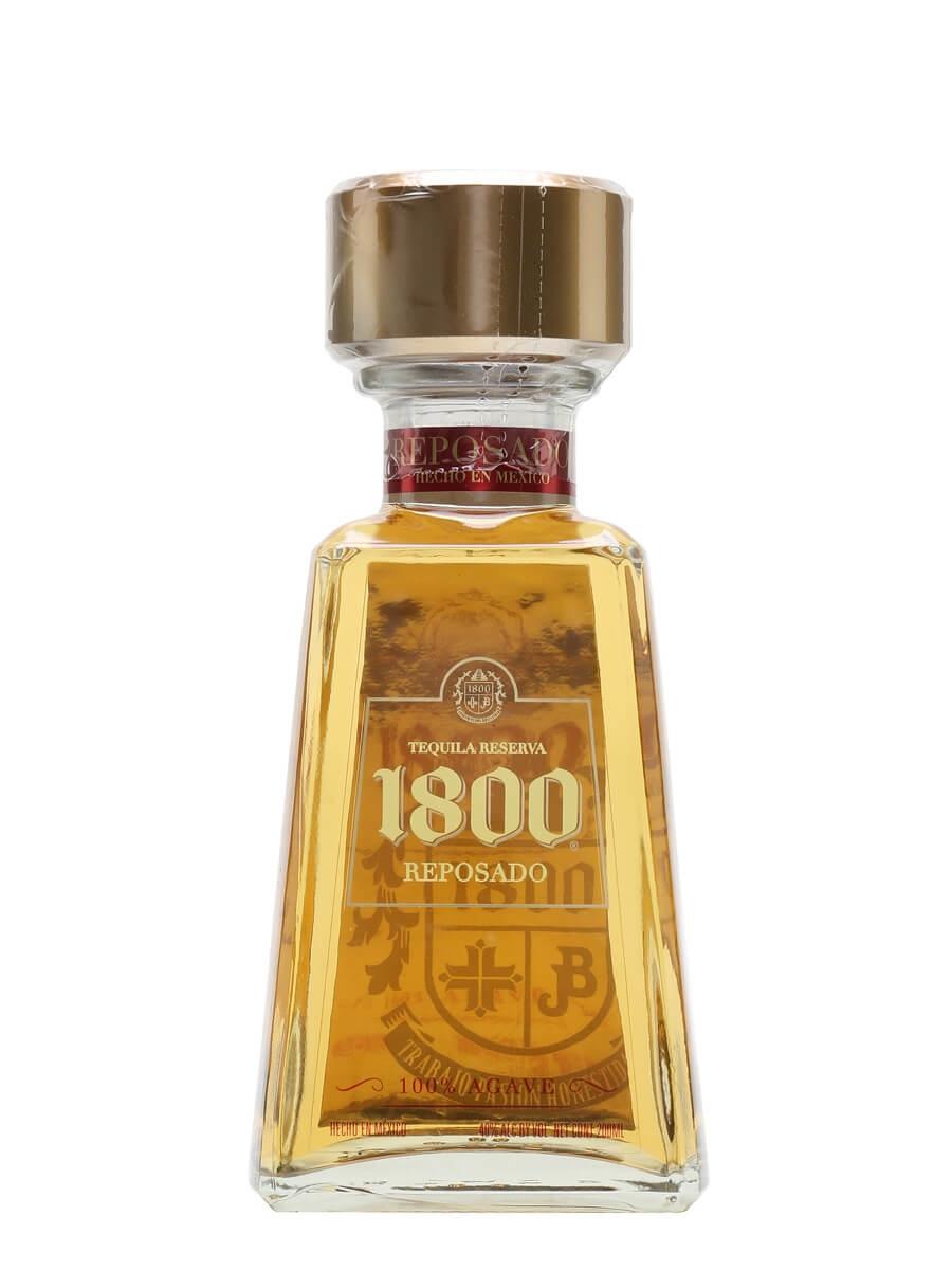 1800 Reposado Tequila / Small Bottle