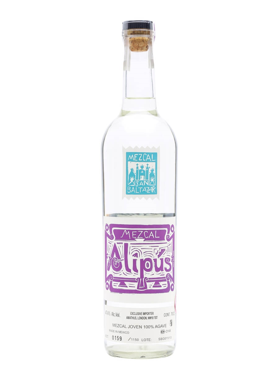 Alipus San Baltazar Mezcal