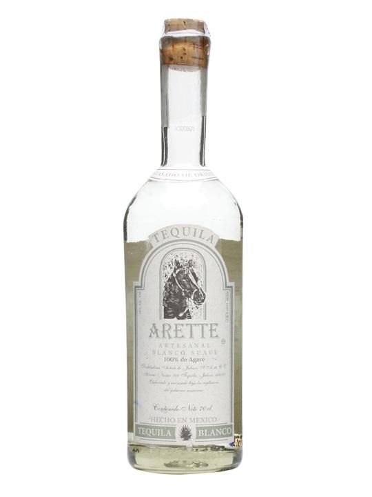 Arette Blanco Suave Tequila
