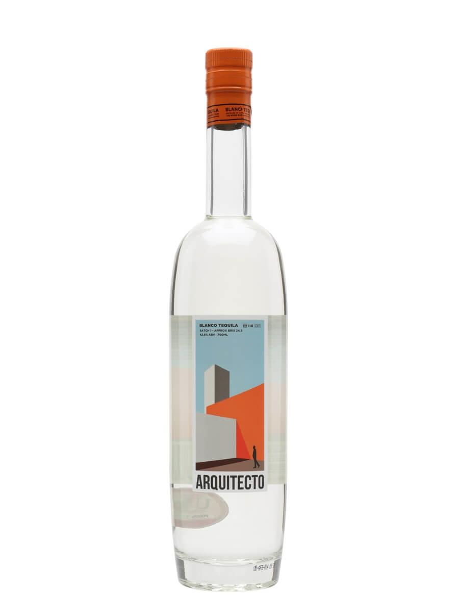 Arquitecto Blanco Tequila