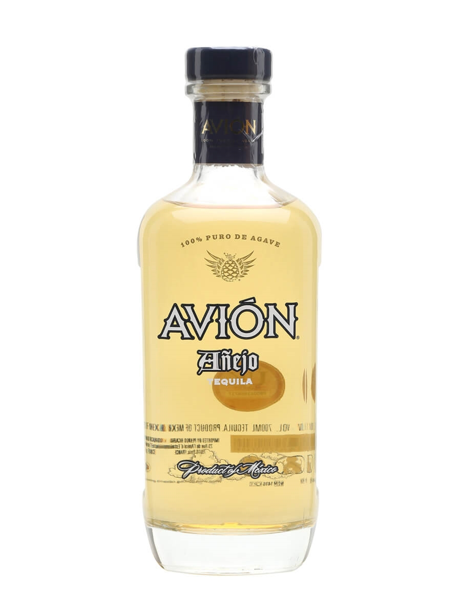 57b2cfa72c6 Avion Anejo Tequila   The Whisky Exchange
