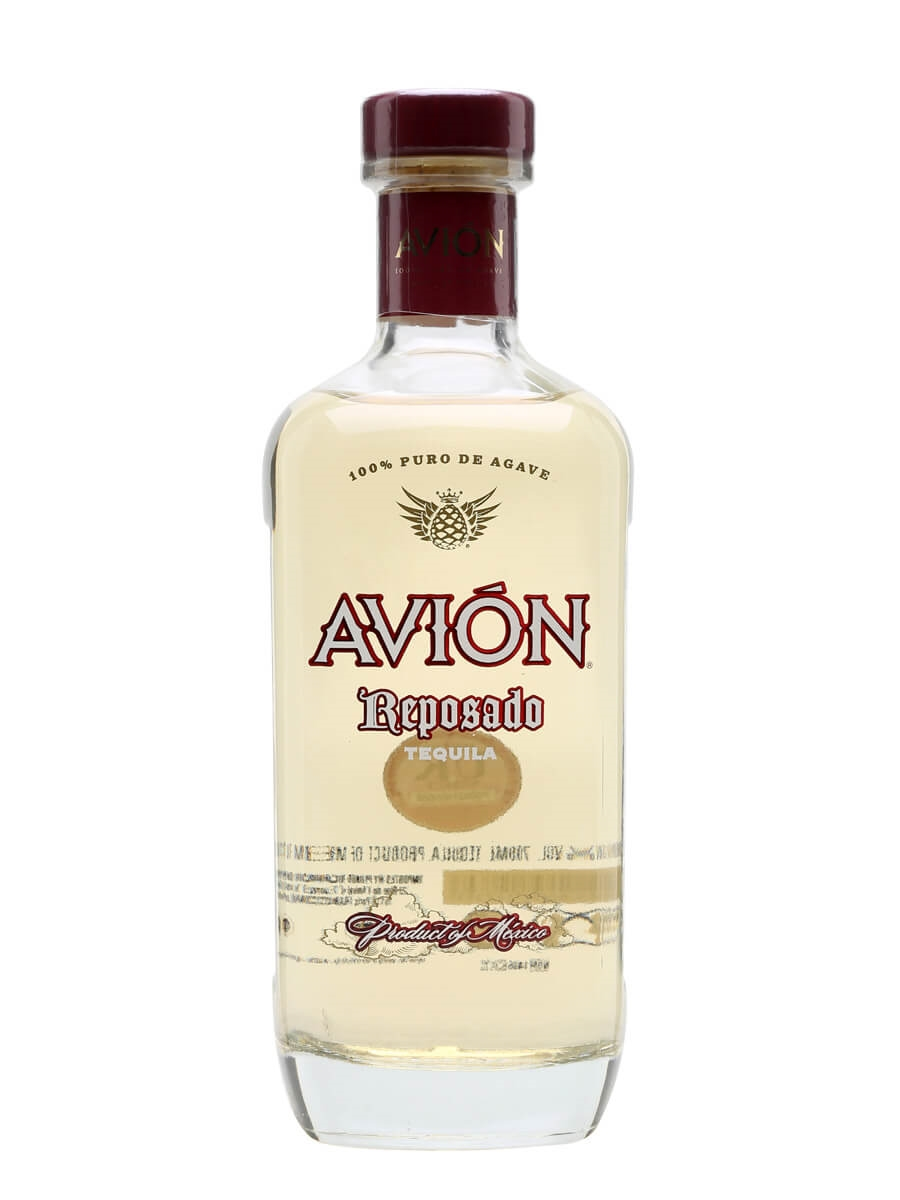 Avion reposado tequila the whisky exchange for Avion tequila mixed drinks