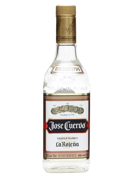 Jose Cuervo Blanco Tequila / La Rojeña
