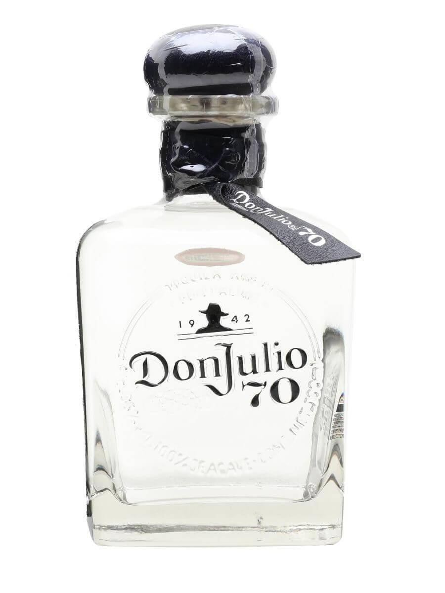 Don Julio 70 Anejo Cristalino Tequila