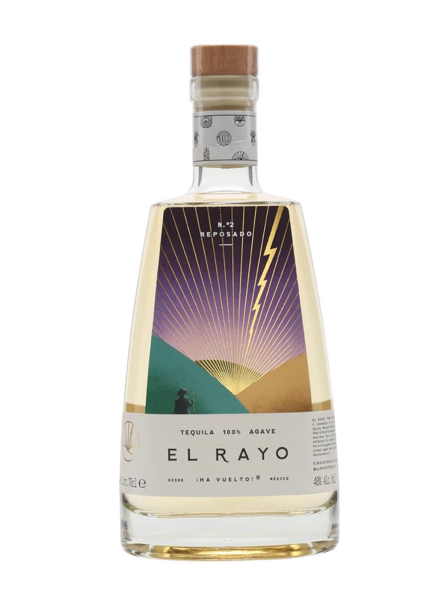 El Rayo Reposado Tequila