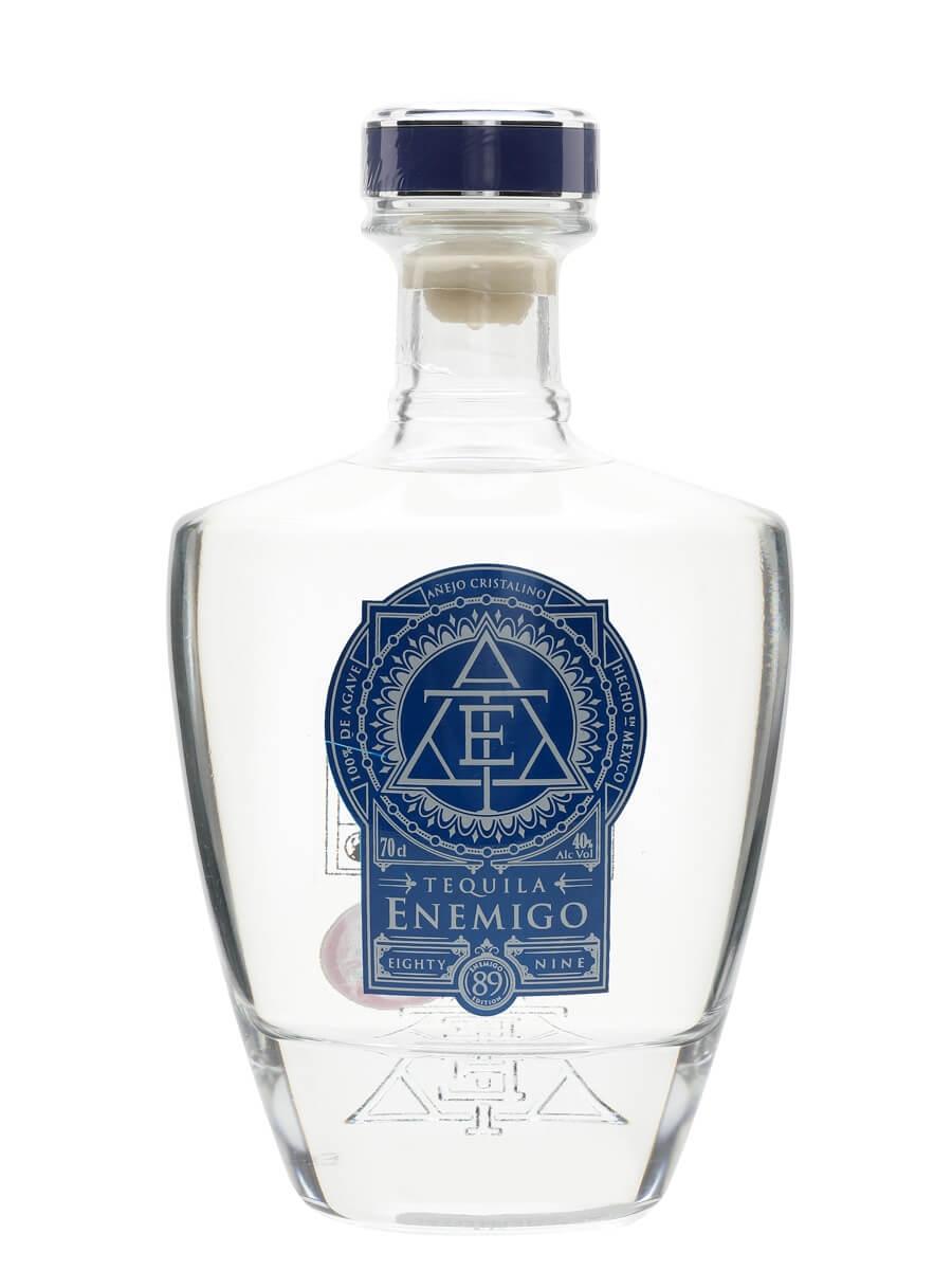 Enemigo 89 Anejo Cristalino Tequila
