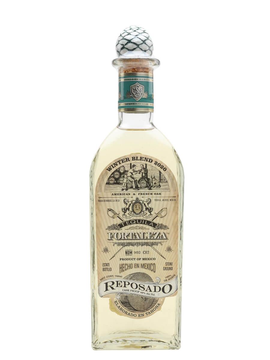 Fortaleza Winter Blend 2020 Reposado Tequila