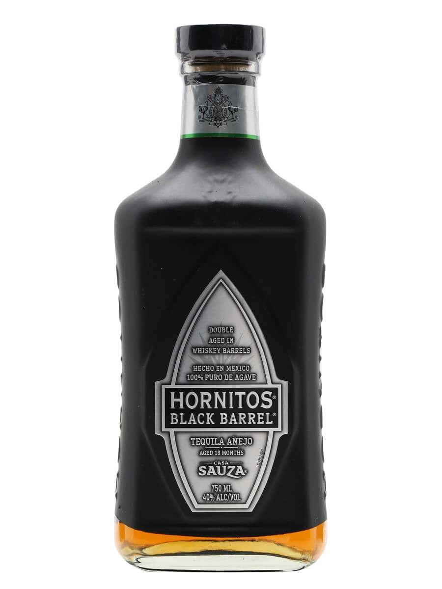 hornitos black singles Hornitos® black barrel® starts as a premium, aged anejo, then spends four months in deep charred oak barrels to give it rich, smoky flavor and a golden amber color.