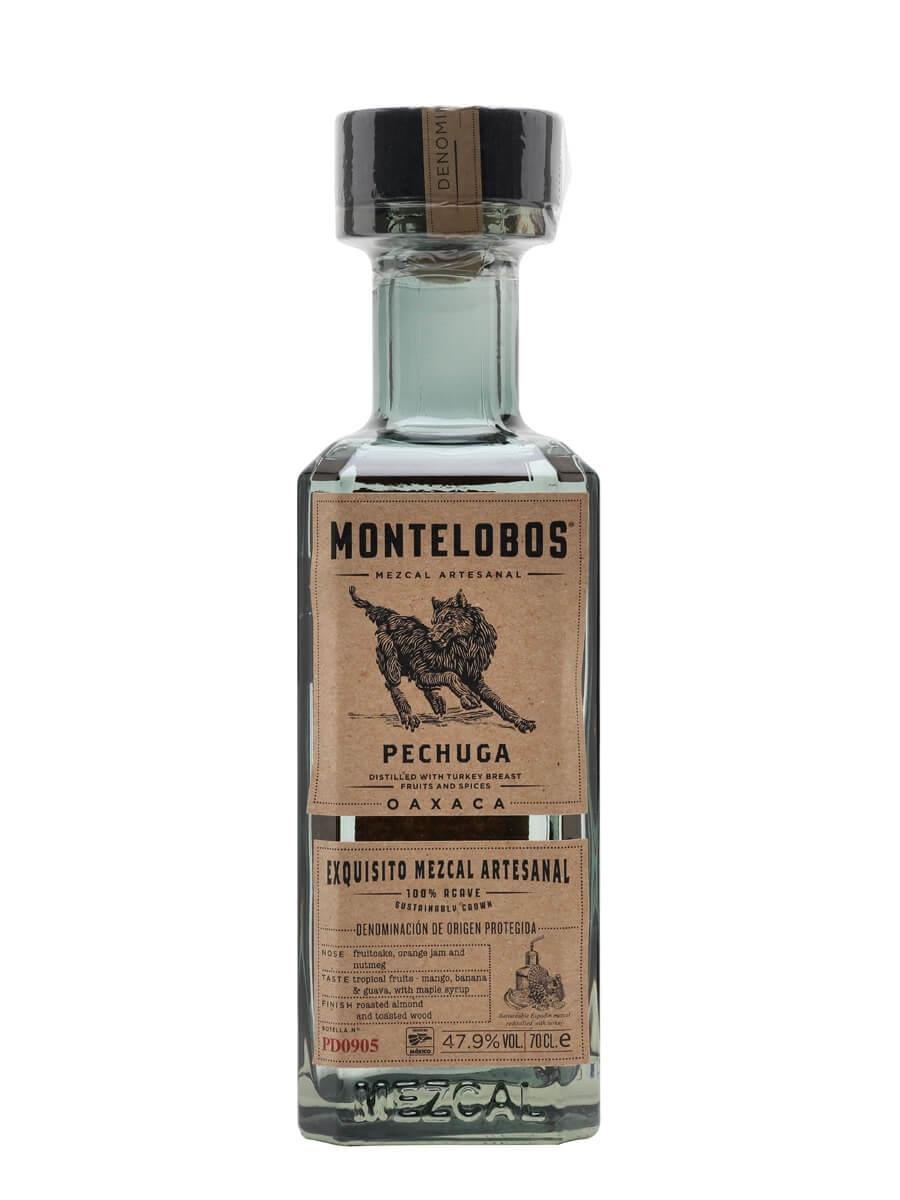 Montelobos Pechuga Mezcal