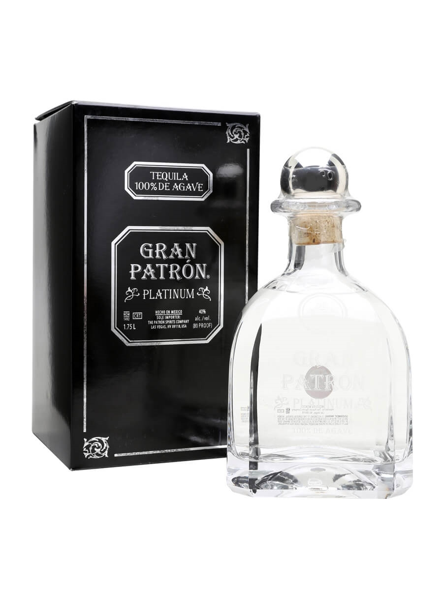 Gran Patron Platinum Magnum The Whisky Exchange