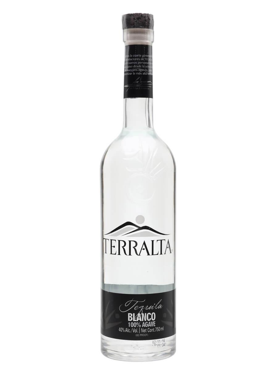 Terralta Blanco Tequila / 40% Release