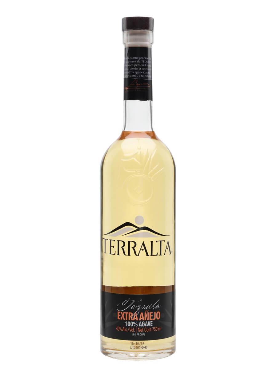 Terralta Extra Añejo Tequila / 40% Release