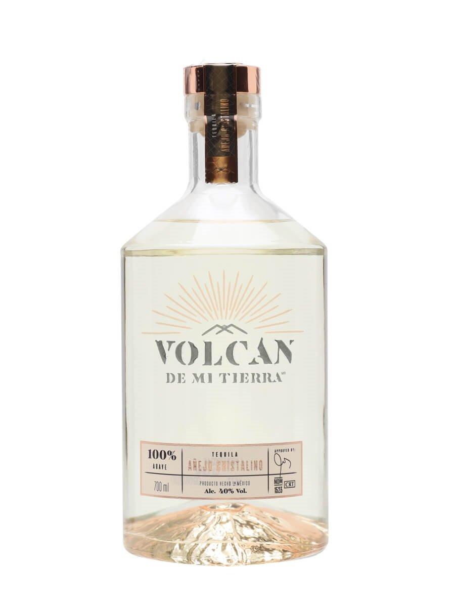 Volcan di Mi Tierra Anejo Cristallino Tequila