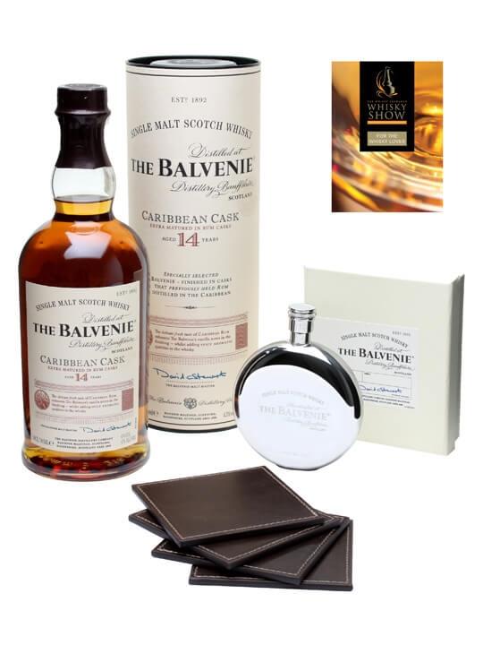 Whisky Show Father's Day Balvenie Bundle - Includes Ticket