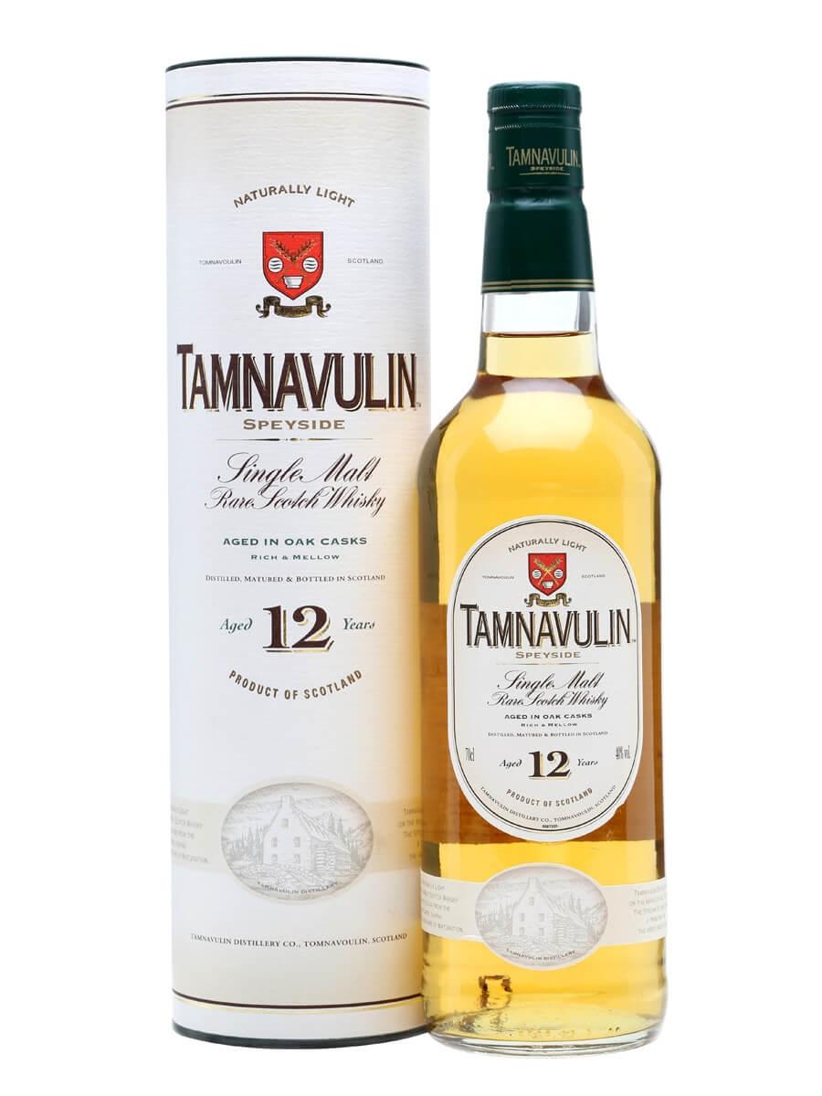Tamnavulin 12 Year Old