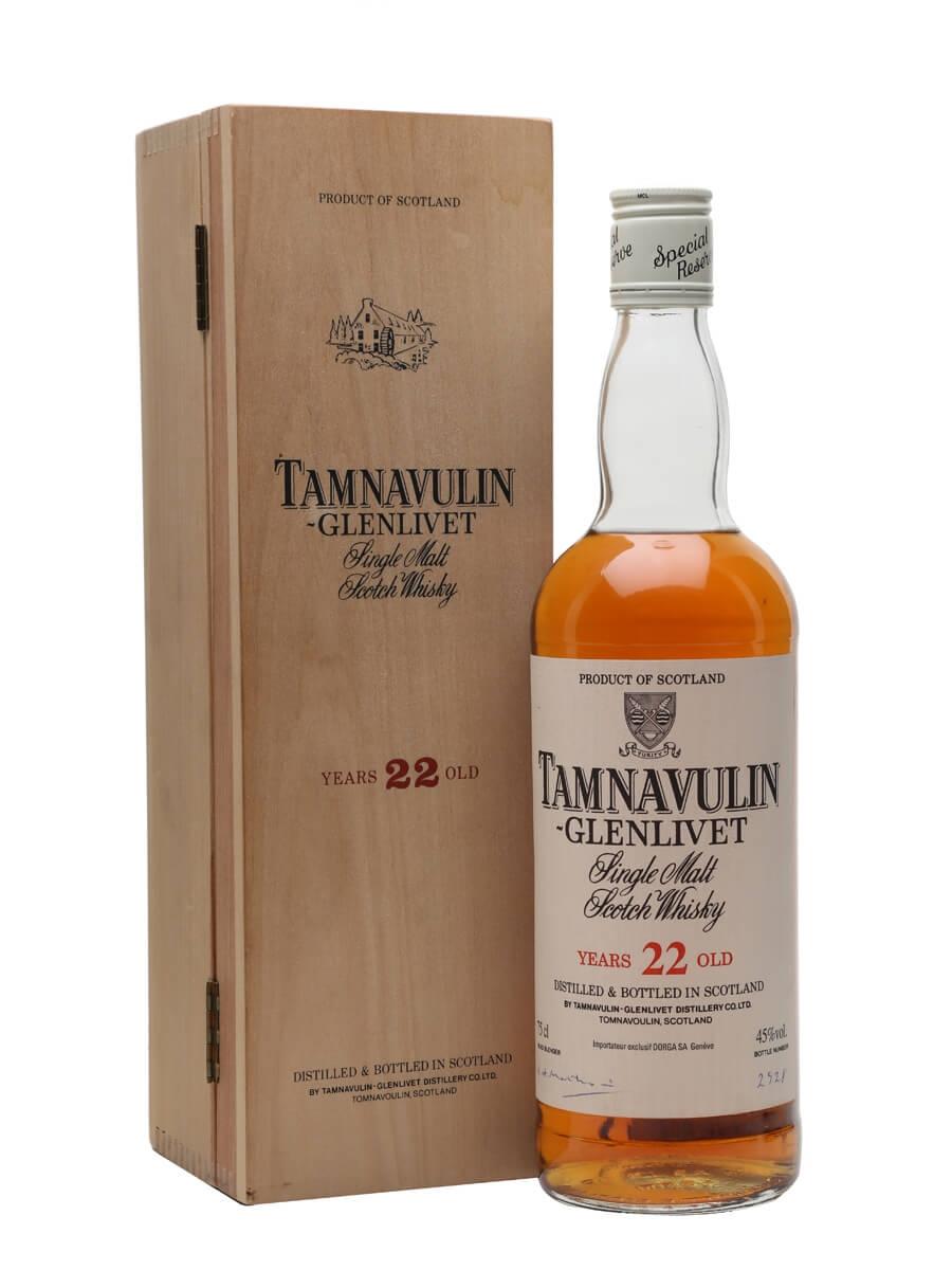 Tamnavulin-Glenlivet 22 Year Old