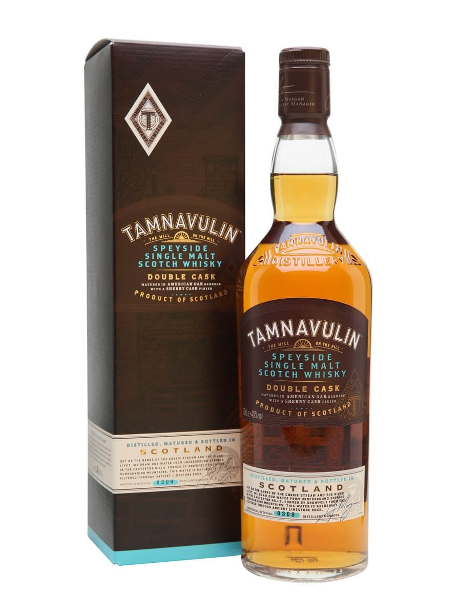 Review No.126. Tamnavulin Double Cask