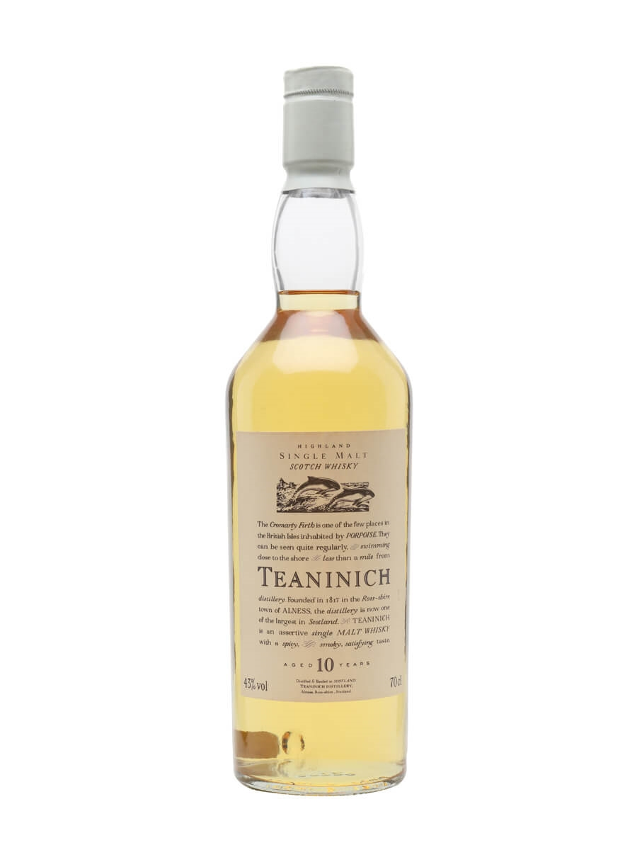 Teaninich 10 Year Old / Flora & Fauna / 1st Release