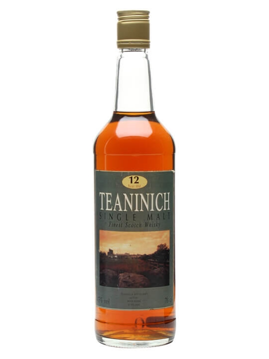Teaninich 12 Year Old / Reopening of Distillery 1991