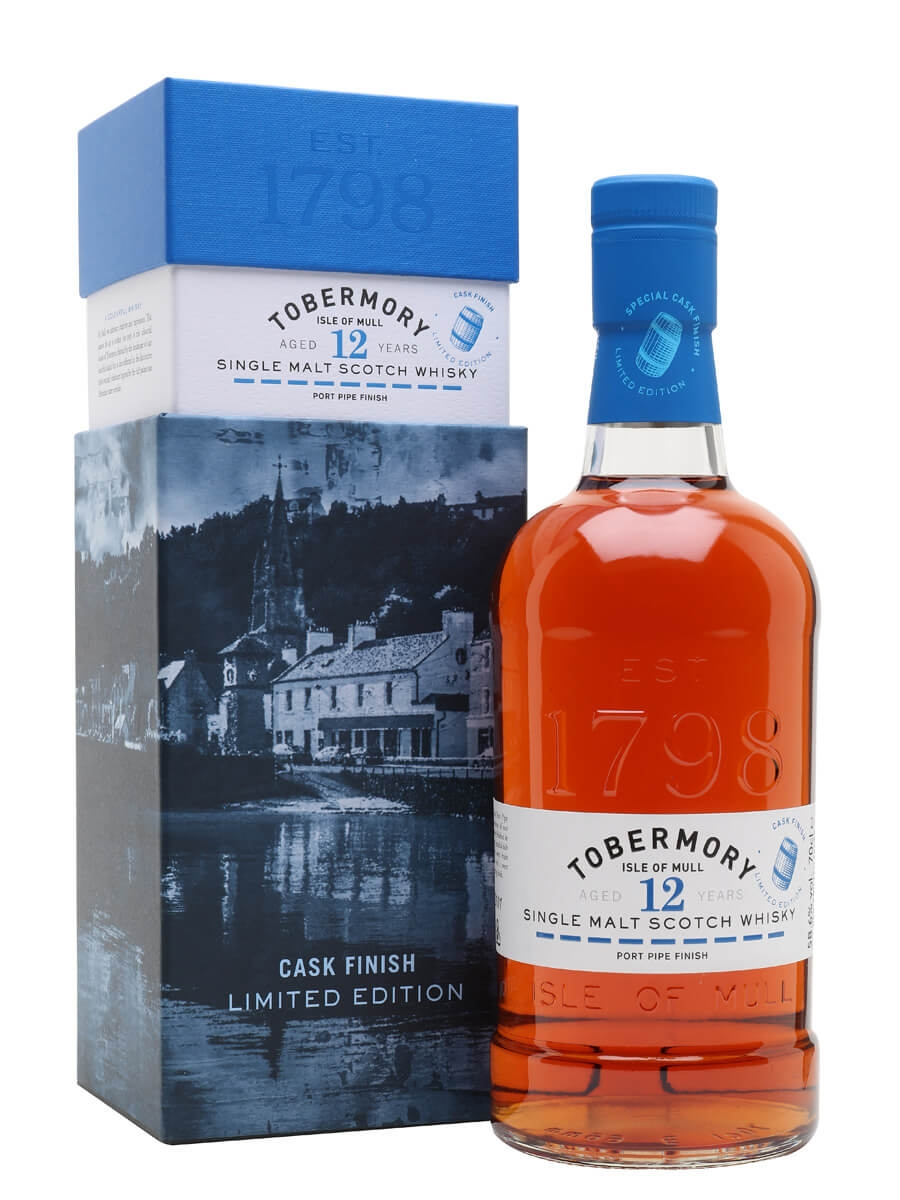 Tobermory 2007 / 12 Year Old / Port Finish