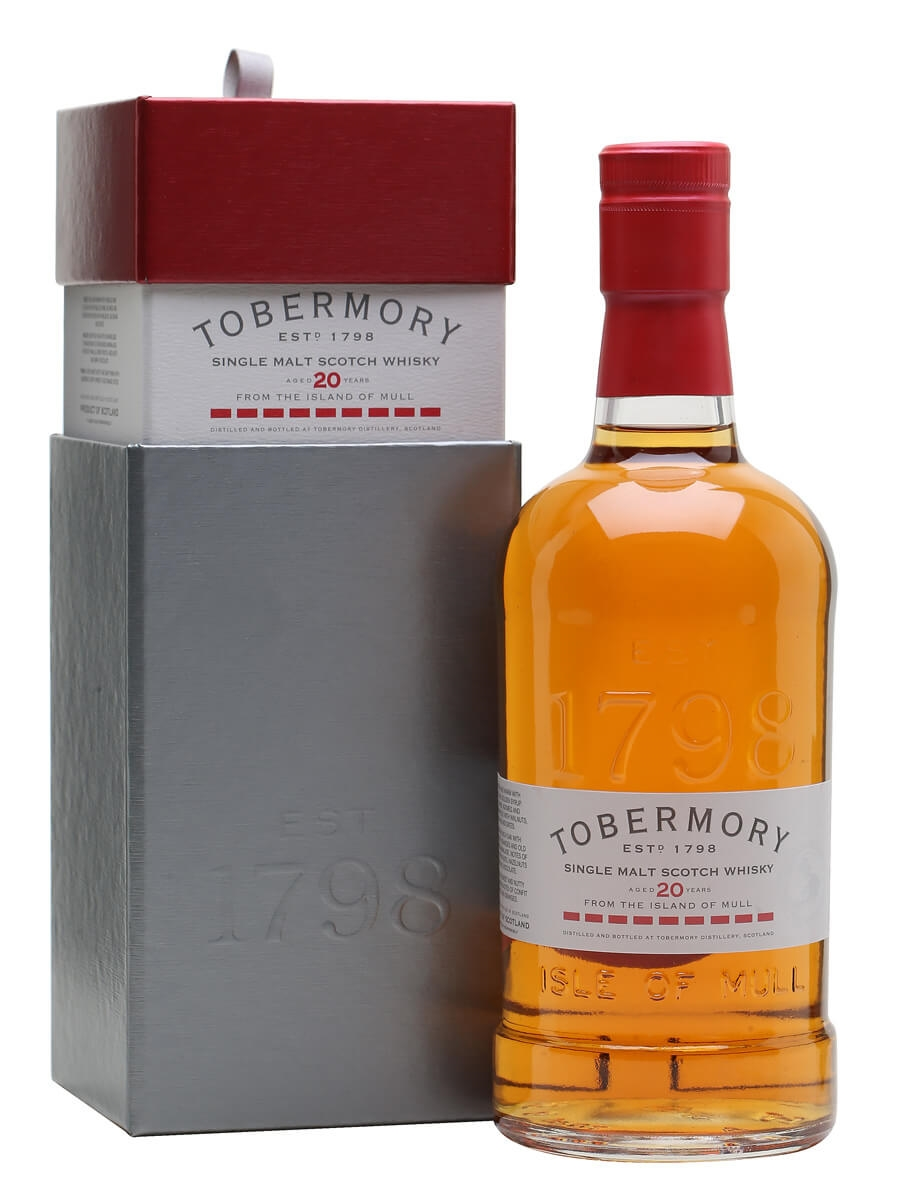 Tobermory 20 Year Old / Sherry Cask