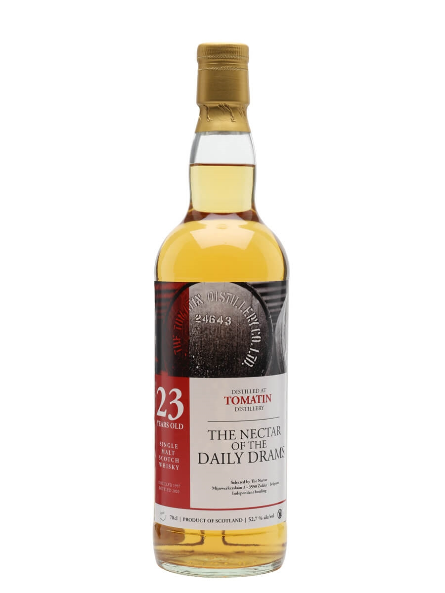 Tomatin 1997 / 23 Year Old / Daily Dram