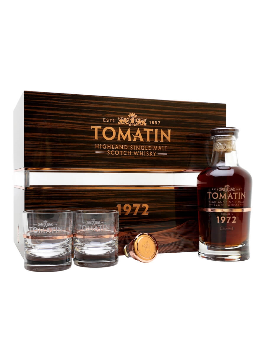Tomatin 1972 / Warehouse 6 Collection