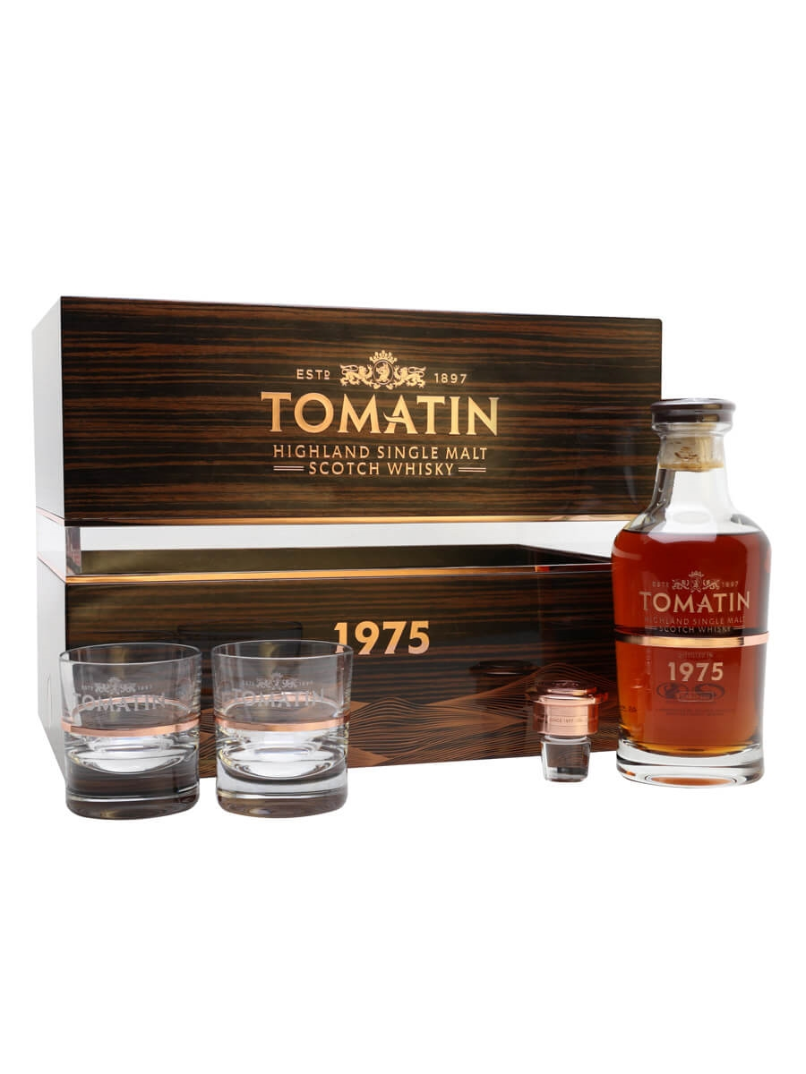 Tomatin 1975 / 43 Year Old / Warehouse 6 Collection
