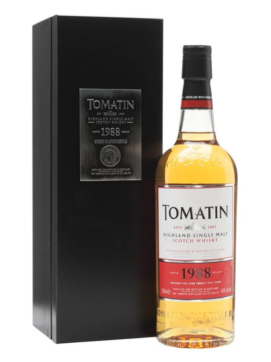 Tomatin 1988 / 25 Year Old / Batch 1