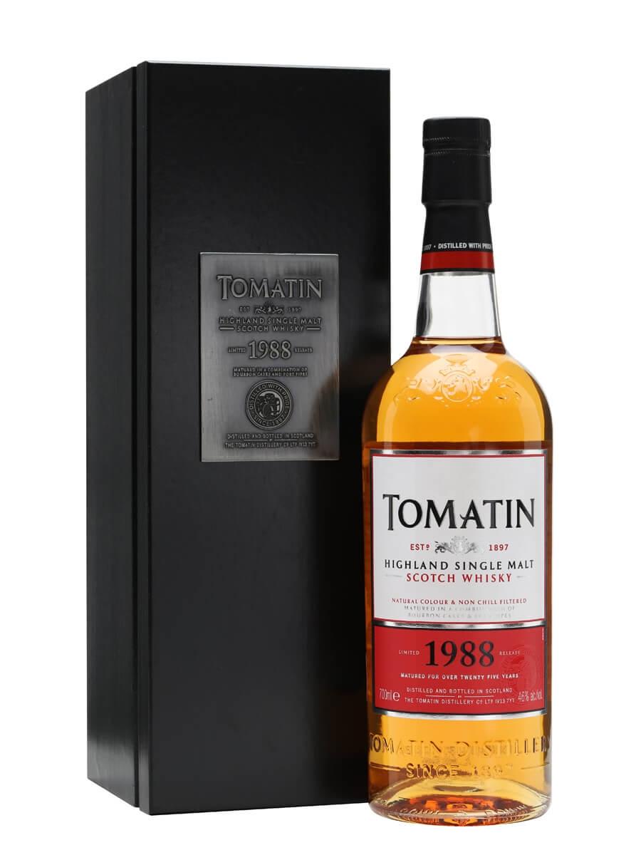 Tomatin 1988 / 25 Year Old / Batch 2