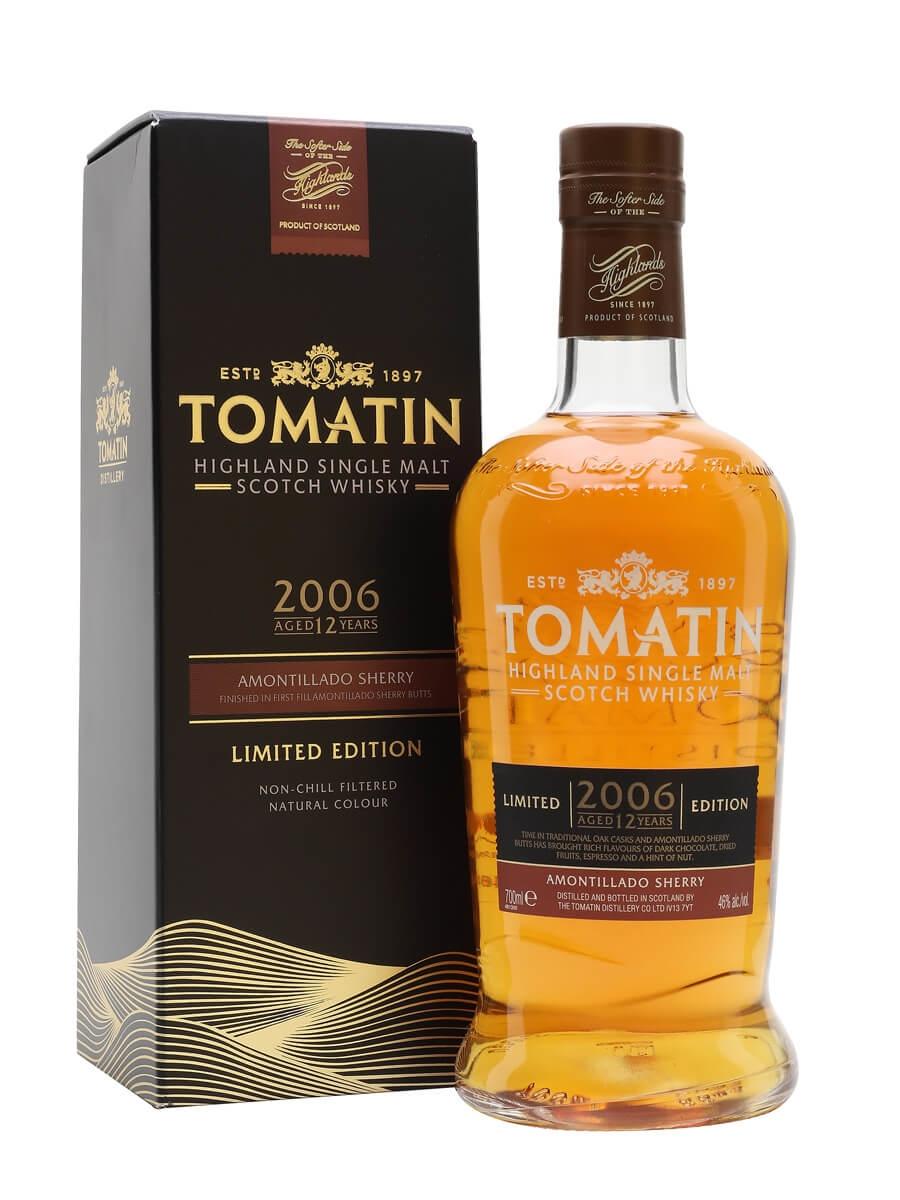 Tomatin 2006 / 12 Year Old / Amontilado Finish