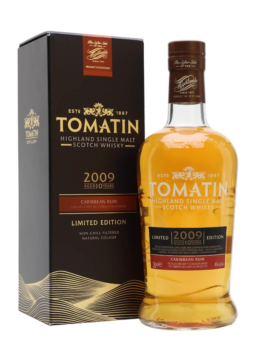 Tomatin 2009 / 10 Year Old / Rum Finish