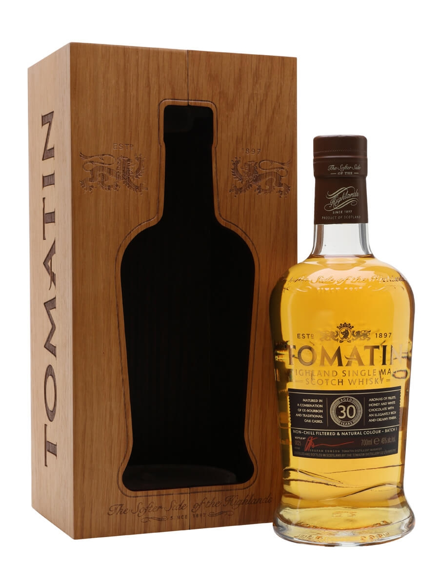 Tomatin 30 Year Old / 2018 Release