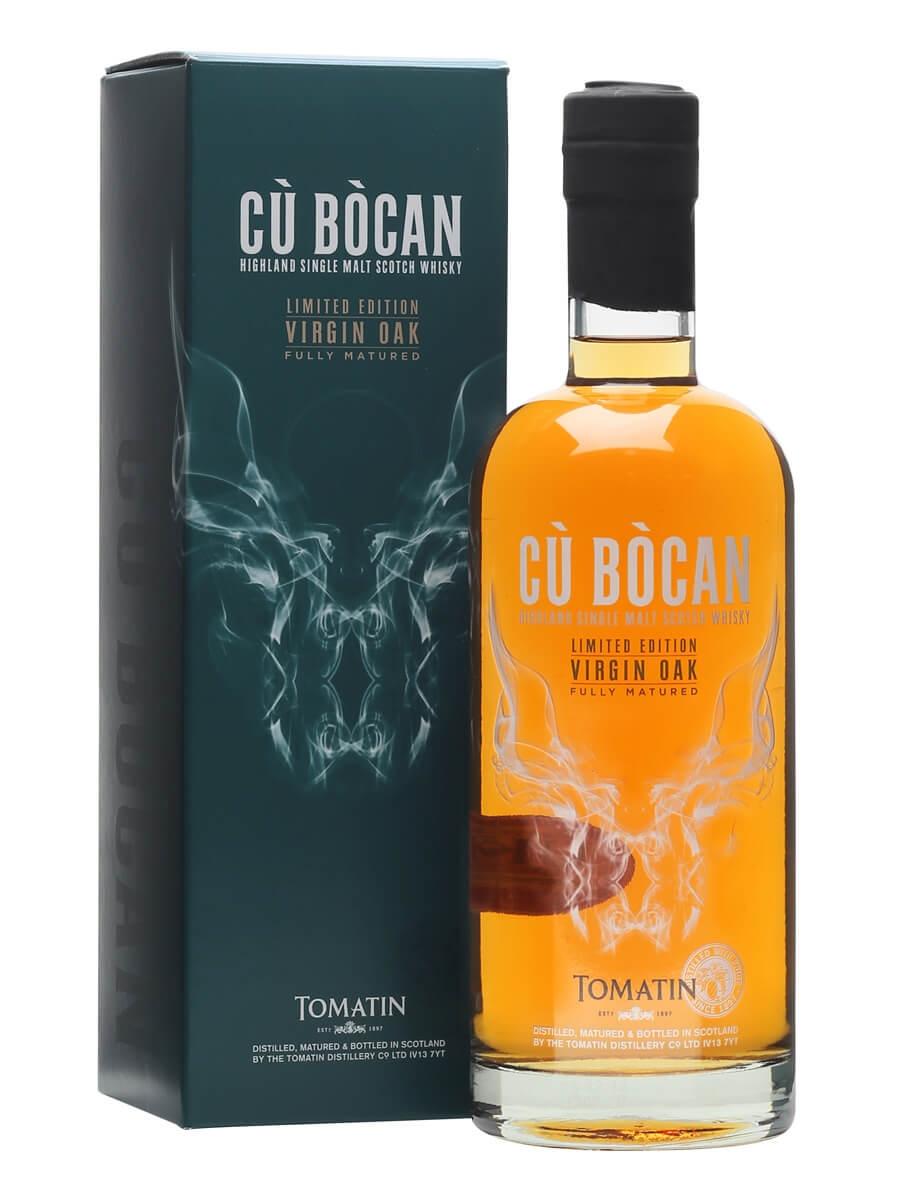 Tomatin Cu Bocan / Virgin Oak