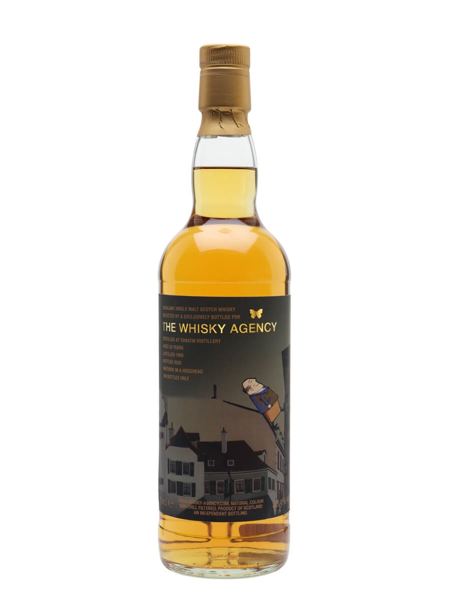 Tomatin 1990 / 30 Year Old / The Whisky Agency
