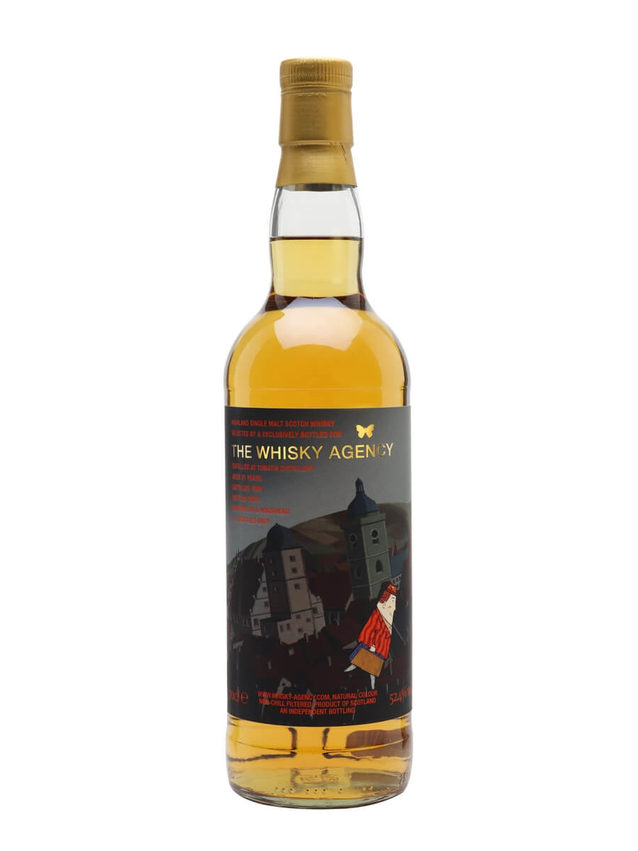 Tomatin 1999 / 21 Year Old / The Whisky Agency