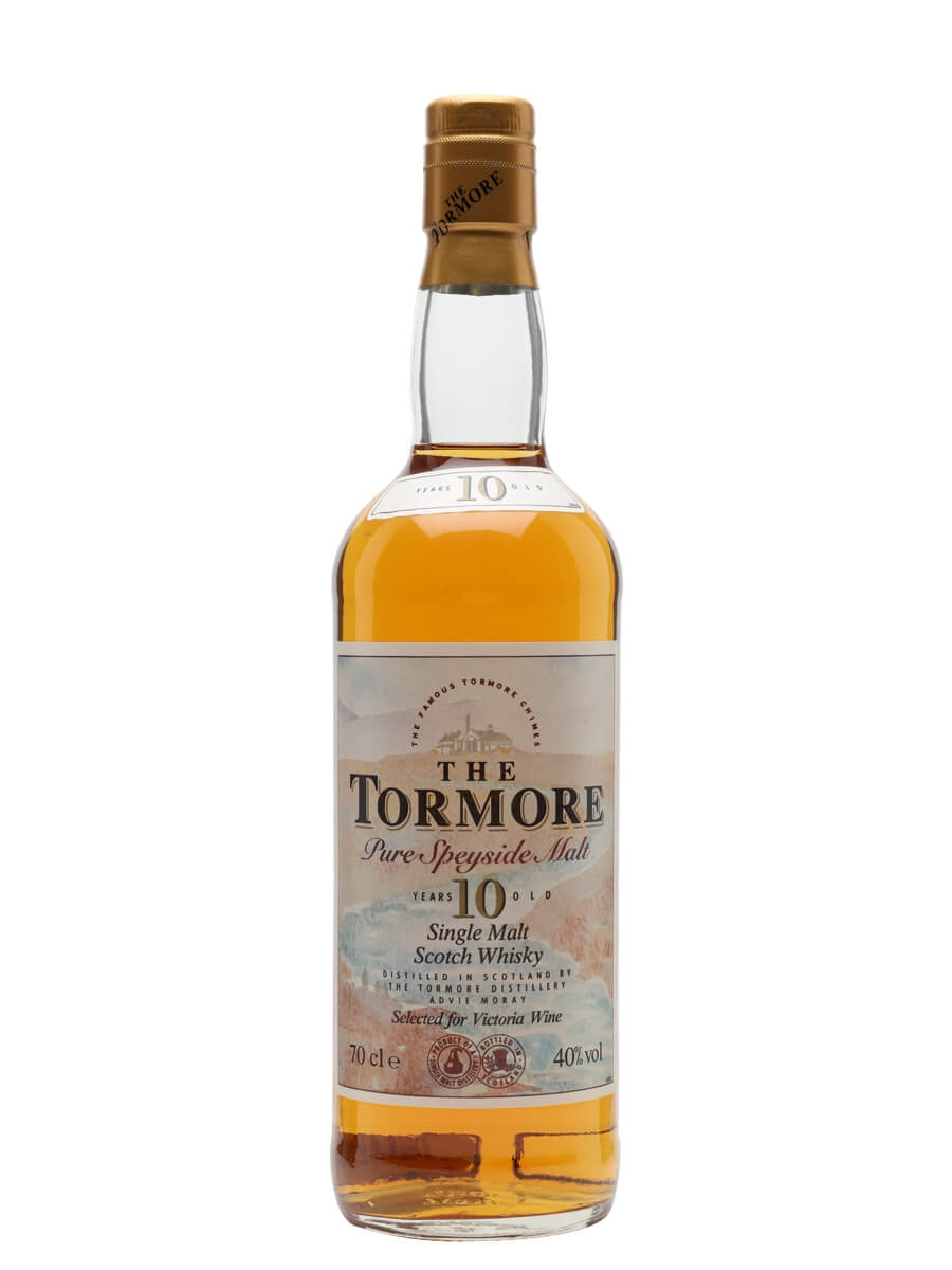 Tormore 10 Year Old / Bot.1990s