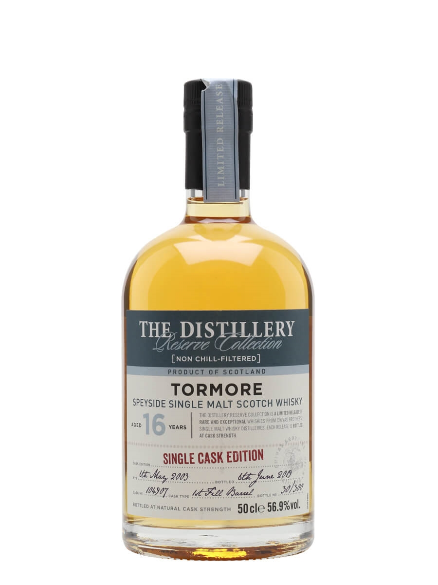 Tormore 2003 / 16 Year Old / Distillery Edition