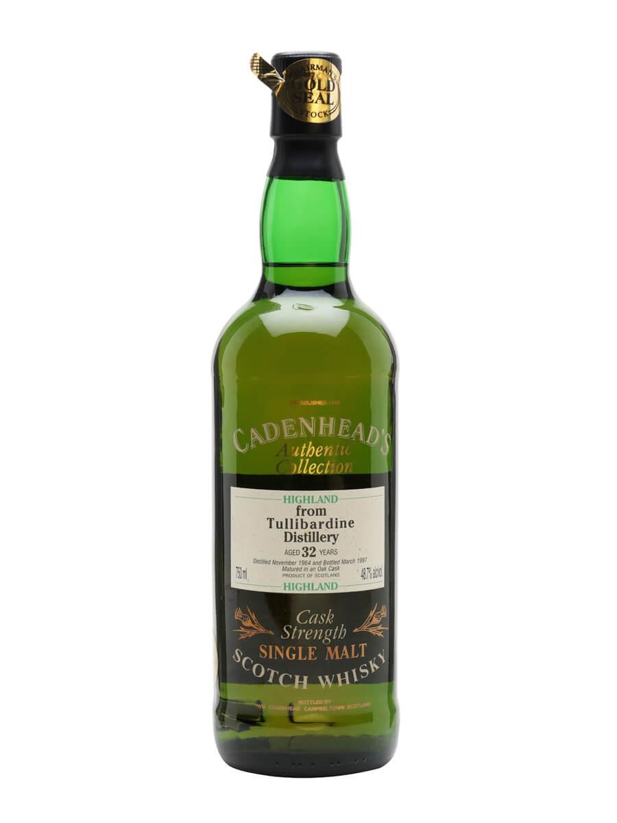 Tullibardine 1964 / 27 Year Old / Cadenhead's