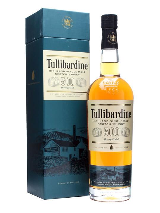 Tullibardine 500 / Sherry Finish