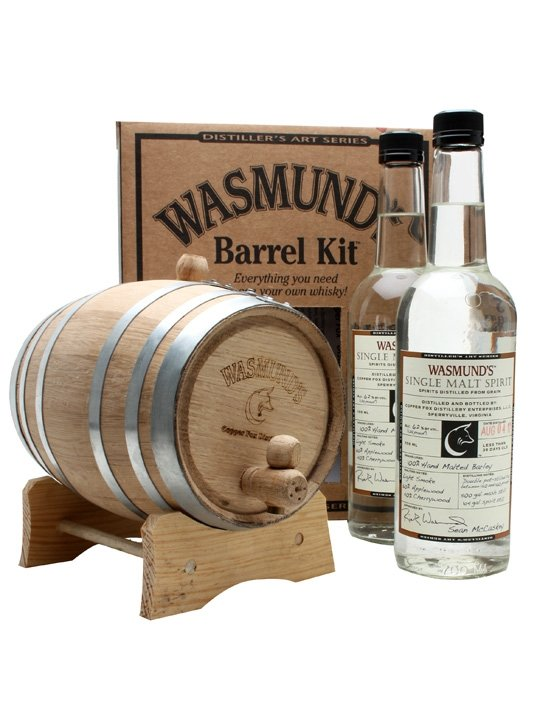 Wasmund's Barrel Kit / Single Malt