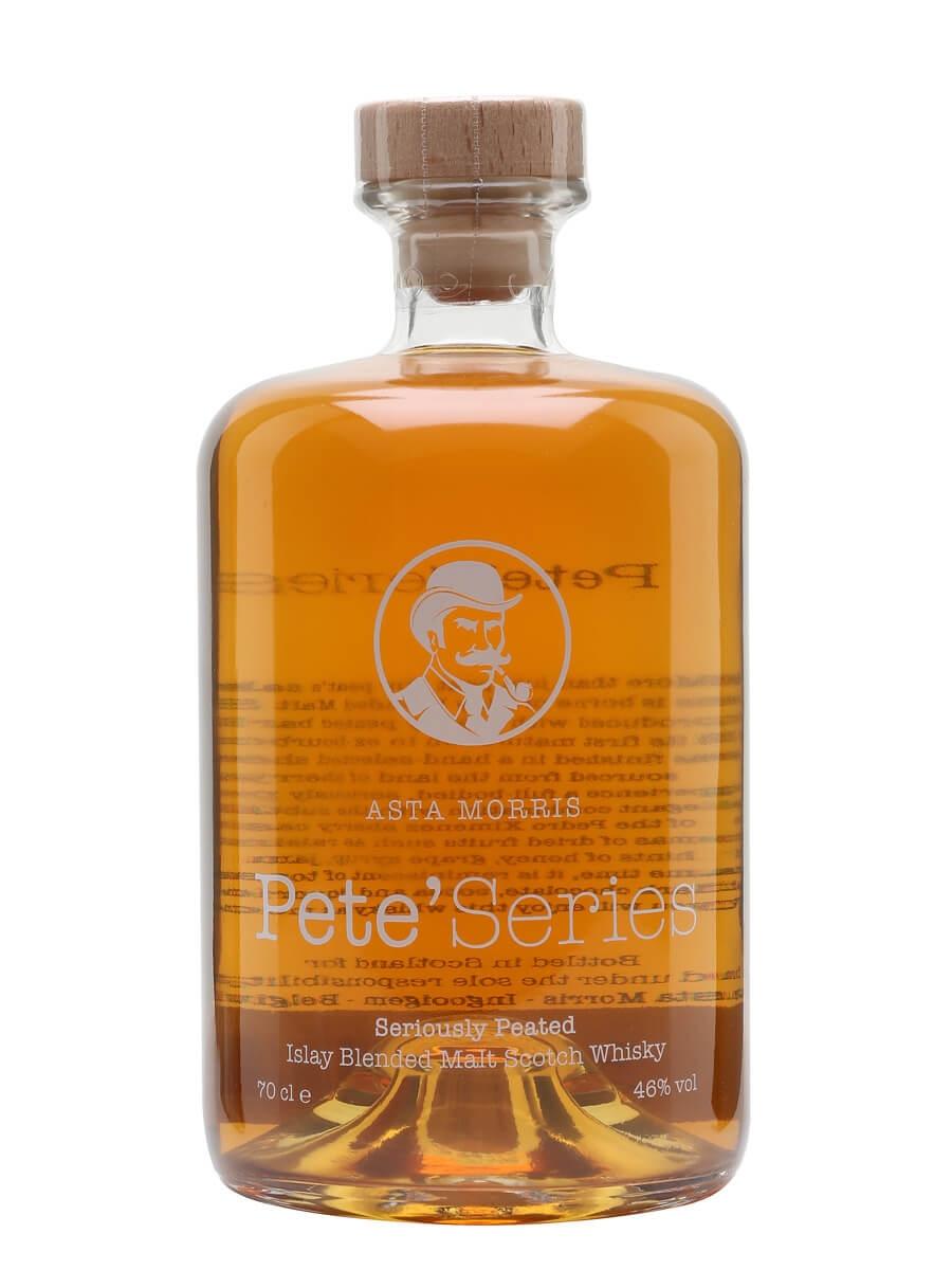 Pete'Series Blended Islay Malt / Asta Morris
