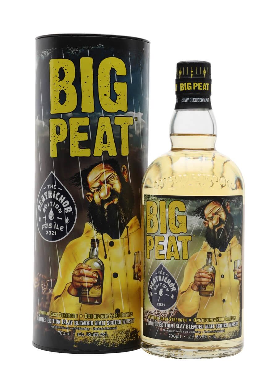 Big Peat Peatrichor Edition